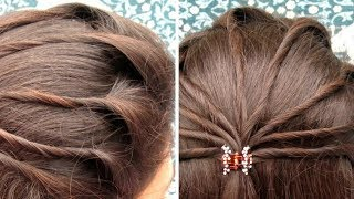 Download PARTY HAIRSTYLE || OUT GOING HAIRSTYLE TUTORIAL Video