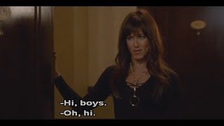 Download Horrible Bosses 2 - Jennifer Aniston sexy scene ″I collect Cocks″ PART 1 Video