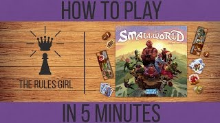 Download How to Play Small World in 5 Minutes - The Rules Girl Video