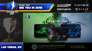 Download Capcom Cup 2018 - ST Exhibition + Top 8 Video