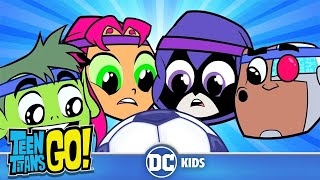Download Teen Titans Go! | Sports Day! | DC Kids Video
