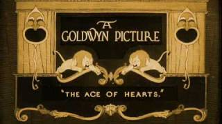 Download Goldwyn Pictures lion and logos - 1921 Video