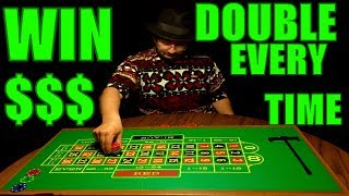 Download Roulette WIN Every Time Strategy 2 Accelerated Martingale Video