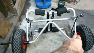 Download EASY JON BOAT DOLLY!!! DO NOT BUY A DOLLY!!! Video