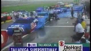 Download 1996 NASCAR Winston Cup DieHard 500 Rainout Video