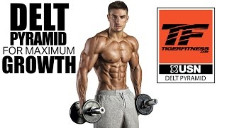 Download Start Your Shoulder Workout With This Ascending Set For Maximum Growth! Video