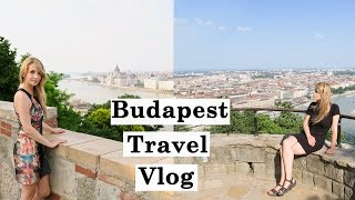 Download In Love with Budapest   Montse Baughan Travel Vlog Video