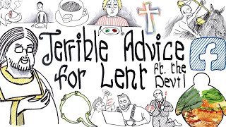 Download Terrible Advice for Lent ft. the Devil (Pencils & Prayer Ropes) Video