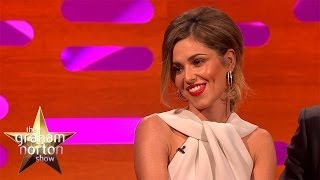 Download Cheryl Cole Shows Off New Bum Tattoo - The Graham Norton Show Video