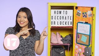 Download How To Decorate and Organize Your Locker | Plan With Me Video