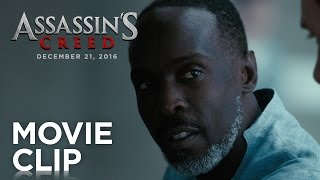 Download Assassin's Creed | ″Cafeteria″ Clip [HD] | 20th Century FOX Video