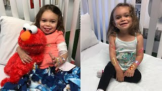 Download Rare Brain Disorder Causes This 2-Year-Old Girl To Fall 100x a Day Video
