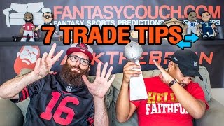 Download Fantasy Football Trade Tips Video