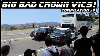 Download Big Bad Crown Vics In Action #3 Compilation Ford Interceptor P71 Video