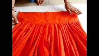 Download semi patiala salwar cutting and stitching in hindi Video