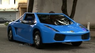 Download Pai constrói Mini Lamborghini para o filho Video