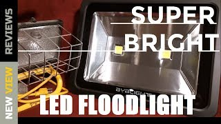 Download Review: BYBLight 100W Super Bright LED Floodlight Video
