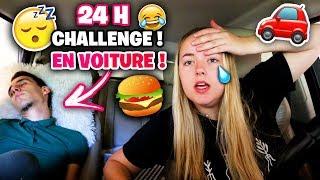 Download VIVRE 24H DANS UNE VOITURE ! (CHALLENGE EN COUPLE) Video