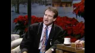Download Robin Williams Finest Interview (1987) 1/2 Video