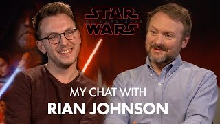 Download My Chat with Rian Johnson Video