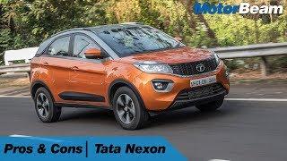 Download Tata Nexon - Pros & Cons | MotorBeam Video