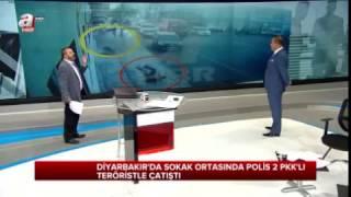 Download PKK'lı teröristlerle çatışma anları! Video