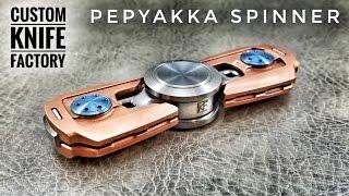 Download Custom Knife Factory - Pepyakka Spinner Video
