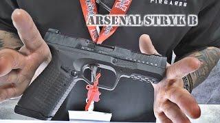 Download Arsenal STRYK B at SHOT Show 2017 Video
