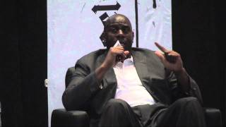 Download Magic Johnson talks about playing with Larry Bird Video