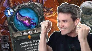 Download (Hearthstone) Unwinnable? vs Kingsbane Rogue Video