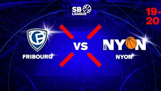 Download SB League - Day 15: FRIBOURG vs. NYON Video