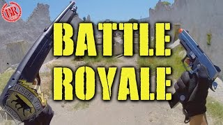 Download DesertFox Airsoft: Battle Royale Free For All (SIG P226) Video