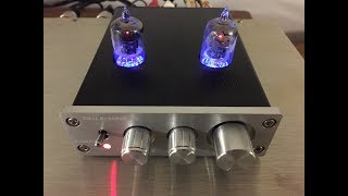 Download Nobsound HiFi 6J1 Vacuum Tube preamp Video