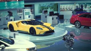Download Fly Through NYIAS | 2016 New York International Auto Show Video