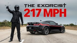Download THE EXORCIST 217 MPH Top Speed Test Video