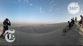 Download Sandboarding in Peru | The Daily 360 | The New York Times Video