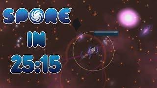 Download Spore Speedrun in 25:15 (Segmented) Video