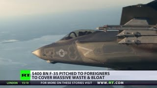 Download Pentagon Pain: F-35 stealth fighter jet 'one of worst planes we've ever designed' Video