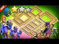 Download NEW BEST TH12 WAR BASE 2018 ANTI 2 STAR Anti Everything BoWitch,Miner,Anti Queen Walk,Hog Video