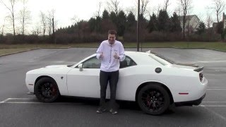 Download I Drove the Dodge Challenger Hellcat (And I Almost Crashed It) Video