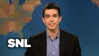 Download Weekend Update: John Mulaney on Girl Scout Cookies - Saturday Night Live Video