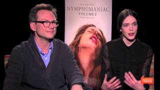 Download Nymphomaniac Interview With Stellan Skarsgard, Stacy Martin And More [HD] Video