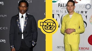 Download G Eazy say ″White Privilege and Systemic Racism″ is keeping ASAP Rocky in Jail. Video