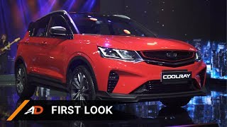 Download 2020 Geely Coolray - First Look Video