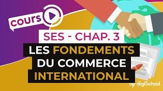 Download Chapitre 3 : Les fondements du commerce international ? - Une analyse du commerce mondial Video