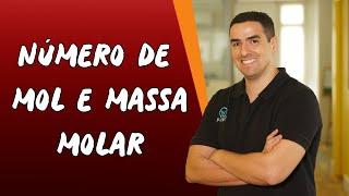 Download Número de Mol e Massa Molar - Brasil Escola Video