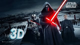 Download 3D | Star Wars: Episode VII - Das Erwachen der Macht - 3D Teaser Trailer Full-HD 1080p Video