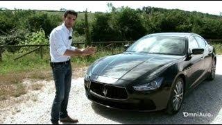 Download Maserati Ghibli Diesel, la prova del V6 da 275 CV Video
