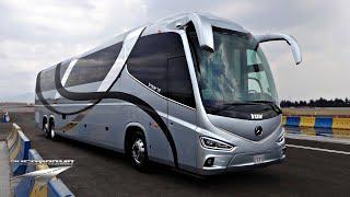 Download Mercedes-Benz Irizar i8 [Interior] Video