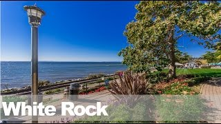 Download White Rock City BC - Aerial tour! + homes for sale in White Rock right NOW. Video